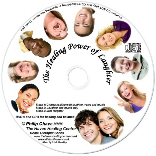The Healing Power of Laughter CD